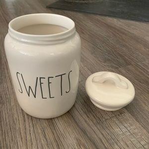 Rae Dunn Dining - Rae Dunn Baby Sweets Kitchen Canister Farmhouse